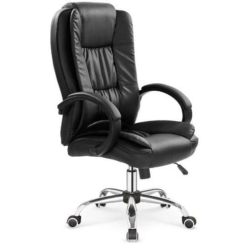 Fotel Biurowy Relax Czarny