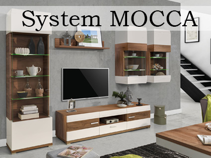 Meble systemowe Mocca